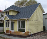 Edifício de casa pequeno disponível da casa de campo da construção de aço de Prefaricated