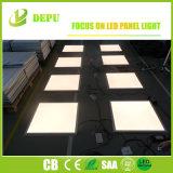 luz de painel ultra magro brilhante elevada do diodo emissor de luz 60X60 da iluminação de borda de 42W SMD 2835