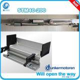 Automatização automática Stm40-200 da porta deslizante do motor da porta de vidro de deslizamento
