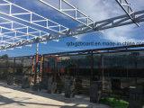 팽창할 수 있는 가벼운 강철 구조물 분리가능한 Prefabricated 창고