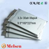 Nachladbarer 3.2V 20ah 30ah 40ah 80ah LiFePO4 Batterie-Zelle 80188236 Softpaking Typ Lithium-Batterie-Satz 48V 24V 12V 20ah 40ah