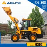Aolite 930c de Europese Kleine Lader Aticulated van 1.5 Ton met Ce