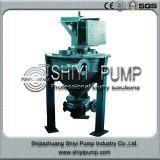 Pompe lourde de mousse de traitement des eaux d'exploitation verticale centrifuge