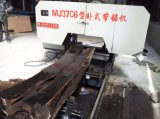 Mj3706 Bosque de la madera portátil horizontal Banda de la serrería