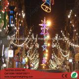 Iluminación barata del día de fiesta de la decoración de la calle del precio de fábrica LED