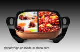 普及した炊事道具の熱鍋の小型小鍋