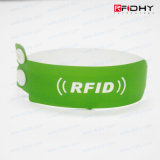読まれておよびWrite Contactless Patient Management 13.56MHz RFID Wristband、Bracelet (RFID)