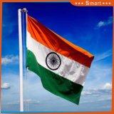 Feito sob encomenda Waterproof e bandeira nacional de Sunproof India com preço atrativo