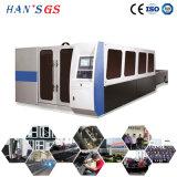 2kw tagliatrice famosa del laser della fibra della lamina di metallo del laser GS del laser Hans