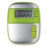 Pedometer mit Klipp im ABS Gehäuse mit kundenspezifischem Firmenzeichen