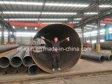 Tubo d'acciaio senza giunte della saldatura longitudinale con il grande diametro