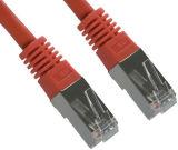 FTP CAT6 Patchcord пропуска испытания двуустки (1m)
