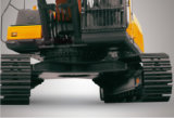 Graafwerktuig van het Kruippakje XCMG het Officiële Xe4000 400ton (meer modellen voor verkoop)