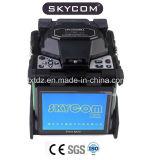 中国のデジタル携帯用手持ち型のファイバーの融合のスプライサ(T-207X)