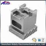 Peças de aço do CNC da maquinaria para o espaço aéreo