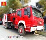 Camion de lutte contre l'incendie de Sinotruk 4X2 20t