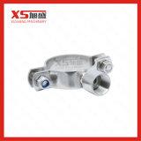 Sostenedor del tubo de las instalaciones de tuberías de acero inoxidable
