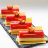 12 - Moldes del silicón Twinkie de la cavidad, de la barra de energía, del mollete, del brownie, del Cornbread, del pastel de queso, del pudín y de la torta