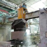 절단 화강암 또는 대리석 (DQ2200/2500/2800)를 위한 다중 잎 돌 구획 절단기 기계