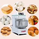 Buena calidad 40L mezclador de la panadería de la pasta de la harina de 12 kilogramos (fábrica verdadera)