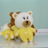 고품질 곰 모형 질퍽한 PU 압력 장난감