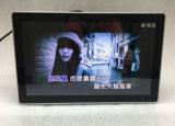 15.6 Zoll-Stadt-Transport, der das Bildschirmanzeige LCD-Panel bekanntmacht DigitalSignage bekanntmacht