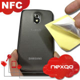 Großhandels13.56mhz Marken-Aufkleber HF-NFC in Ntag213/Ntag215/Ntag216