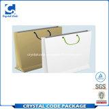 Bolsa de papel de encargo impermeable biodegradable de la piedra de la insignia