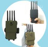Portable 8 안테나 GPS GSM 신호 방해기 셀룰라 전화 신호 차단제