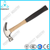 Wooden Handle를 가진 미국 Type Curved Claw Hammer