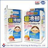 紙箱のために包む紙箱の顧客の薬