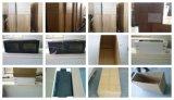 Spaanplaat met de Keuken Furnitures van de Oppervlakte van de Melamine
