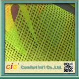 Tela de acoplamiento de la fabricación para el chaleco reflexivo de la seguridad