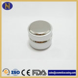 30g 50gのアルミニウム瓶の化粧品(SKH-1449)のためのプラスチック瓶の銀の瓶