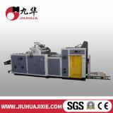 Máquina que lamina del rodillo caliente plástico del derretimiento para los libros (Jiuhua)