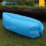 Fábrica Atacado Outdoor DIY inflável do sono preguiçoso Bag Air Lounger Sofá Chair