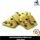 Этап диаманта удаления эпоксидной смолы трапецоида PCD конкретный меля