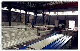 Цена панели PU Sanwich строительного материала пены пожаробезопасное