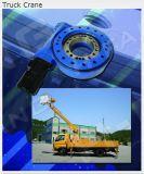 トラッククレーン(M7インチ)に使用する回転駆動機構