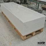 Hojas superficiales sólidas de la resina del panel de la textura de piedra artificial de Corian para la venta (V161216)