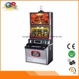 Innenunterhaltungs-Gerät Wms spielende Abzahlung-Säulengang-Spiel-Maschine