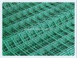 Belüftung-Beschichtung galvanisierte Stahl geschweißten Maschendraht für Sicherheitszaun