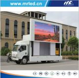 Sale caldo P16mm Advertizing Mobile LED Display Screen con Ce, ccc, FCC, RoHS (IP65)