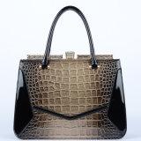 Nieuwe Stijl Dame Desigber PU Handtassen met Uitstekende kwaliteit (P6398)