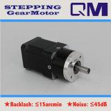 Motore facente un passo di NEMA17 L=48 millimetro con il 1:10 di rapporto della scatola ingranaggi