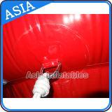 Agua flotante inflable Discoboat de la vuelta para el juego del agua