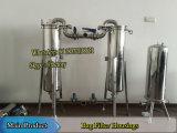 Ineinander greifen-Filter Screem Filter-Edelstahl-Beutelfilter