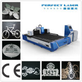 con la cortadora del laser de la fibra del CE 500W 1000W 1325/3015