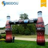 Изготовленный на заказ линия отделки арка старта воздуха Infatable рекламируя раздувные модели свода