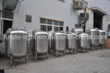 優秀な品質のステンレス鋼の水平の貯蔵タンク